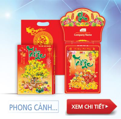 Lịch bloc Thắng cảnh Việt Nam