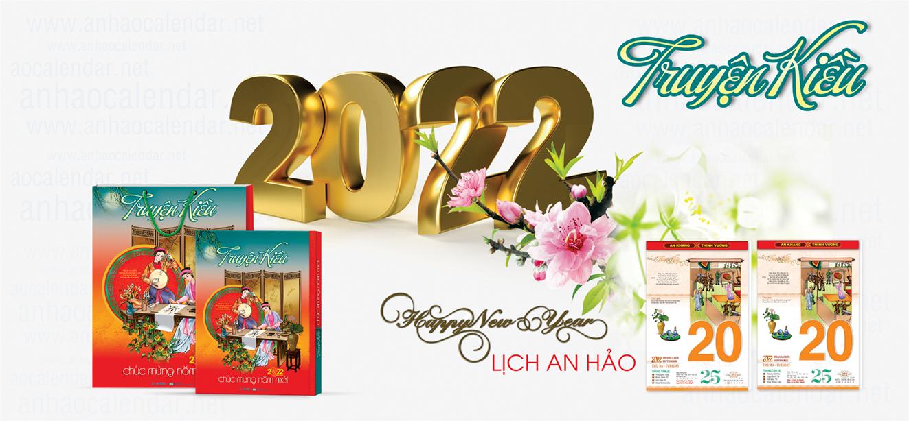 Lịch bloc truyện kiều 2022